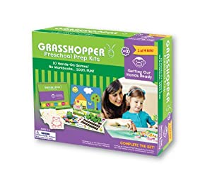Grasshopper Kits Kit 3: Getting Our Hands Ready