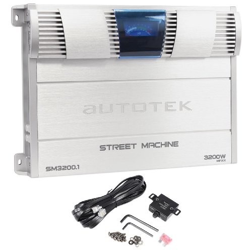 Autotek Sm3200.1 Street Machine Car Amplifier