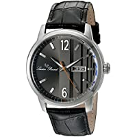 Lucien Piccard Milanese Date Day Men's Watch