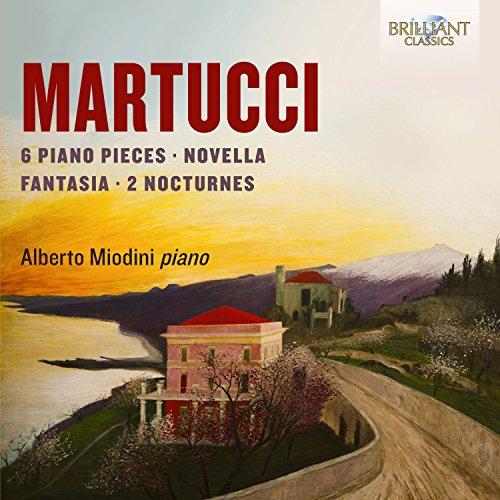 6 Pezzi Per Pianoforte Op.44, Novella, O
