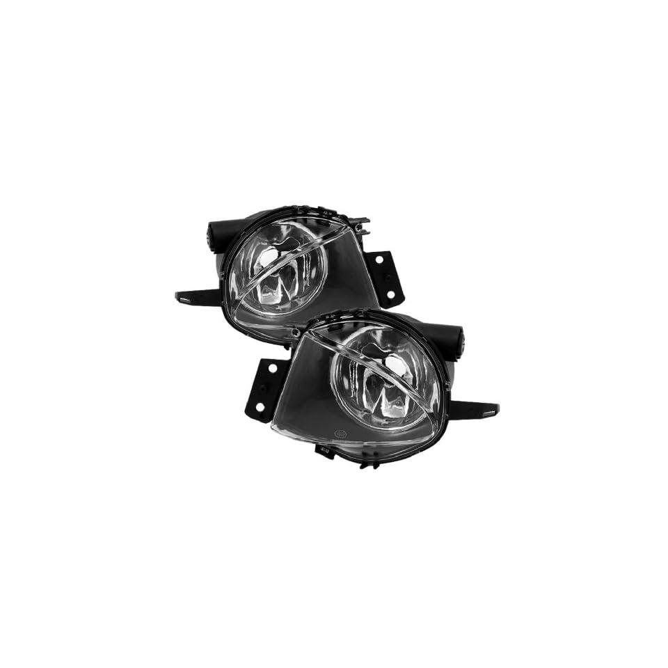BMW E90 3 Series Fog Lights   Black