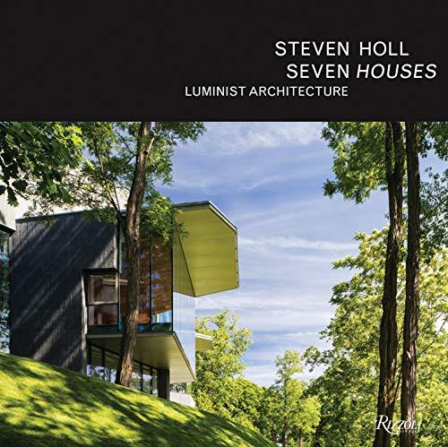 Steven Holl Seven Houses [Holl, Steven] (Tapa Dura)