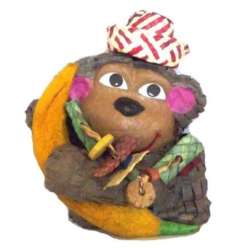Cheap Mike the Monkey 8″ Polly Wanna Pinata Bird Toy (B00061UPR6)
