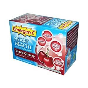 Alacer Emergen Heart Health Fizzy Drink Pack Of 30