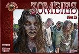 Alliance ALL72023 - Modellbausatz Zombies Set 1