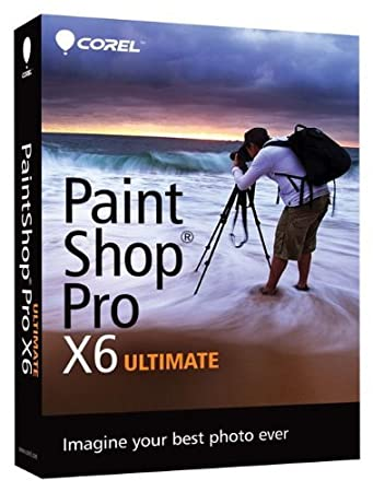 Corel PaintShop Pro X6 Ultimate (PC)