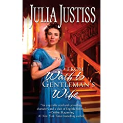 From Waif to Gentleman's Wife by Julia Justiss