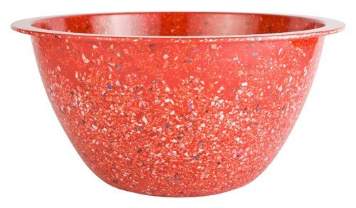 Checkout Zak Designs Confetti Red Extra Large Mixing Bowl dispense