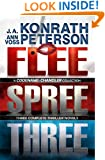 Flee, Spree, Three (Codename: Chandler Trilogy - Three Complete Novels)