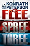 Codename: Chandler Trilogy - Three Complete Novels (Flee, Spree, Three)