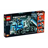LEGO - 8052 - Jeu de construction - LEGO Technic - Le camion conteneur motorispar LEGO