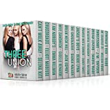 img - for Three Union: 14 Book MEGA Bundle (Excite Spice Boxed Sets) book / textbook / text book