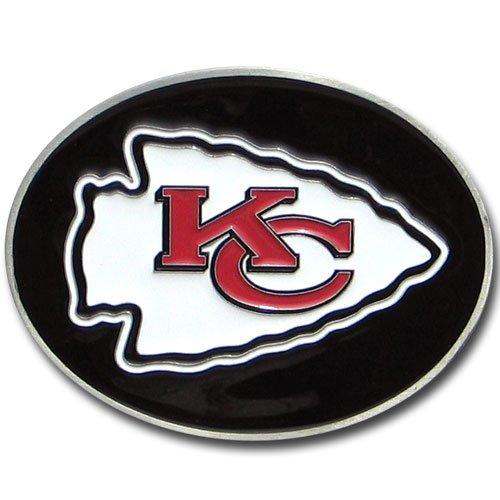 NFL Kansas City Chiefs Logo Buckle