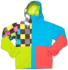 Quiksilver Kinder Snow Jacke Quarter, black, T16/XL, KKBES024_Black