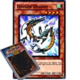 Yu Gi Oh! Single Card : EXVC-EN082 Dodger Dragon Super Rare Card