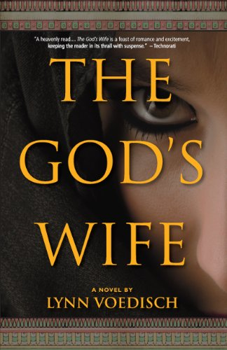 Price Cuts on Bestselling Books in Today's Kindle Daily Deals  *Plus Don't Miss Lynn Voedisch's Historical Fiction Masterpiece The God's Wife