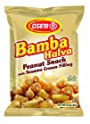 Osem Bamba Halvah  Peanut Snack With Sesame Cream Filling