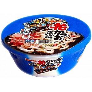 徳島製粉 金ちゃん ぶっかけうどん 花かつお入り 187g×12個