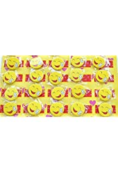 20 Smile Pins Badges Party Gift Favor