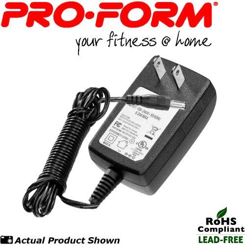 ProForm 300CR, 450UR & 5.0R Stationary Bike 'Wall Plug' Power Supply / AC Adapter