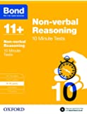Bond 11+: Non-verbal Reasoning: 10 Minute Tests: 9-10 years
