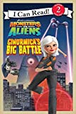 img - for Monsters vs. Aliens: Ginormica's Big Battle book / textbook / text book