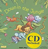 img - for By Mandy Ross Down in the Jungle (Classic Books with Holes) (Pap/Com) [Paperback] book / textbook / text book