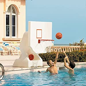 Pool Basketball Hoop Car Interior Design