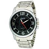 Grabito Analog Black dial Men Watch - GW000281