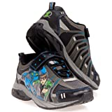Ben 10 Ultimate Alien Young Boys Athletic Shoes in Gray and Black