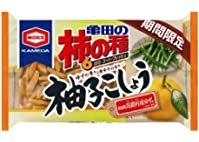 亀田製菓 亀田の柿の種柚子こしょう