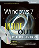 Windows® 7 Inside Out, Deluxe Edition (Inside Out (Microsoft Hardcover))