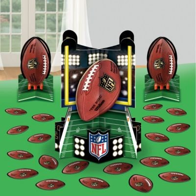 table decorating kit - nfl drive - 1
