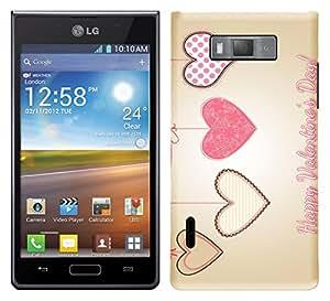 Wow Premium Design Back Cover Case For LG Optimus L7 P705