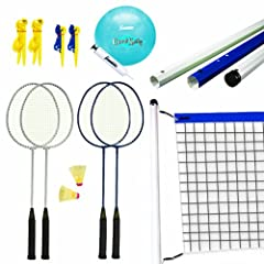 Buy Franklin Sports Recreational Badminton Volleyball Set by Franklin