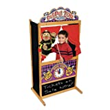 Melissa & Doug Deluxe Puppet Theater