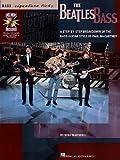 The Beatles Bass (Bass Signature Licks) (Paperback)