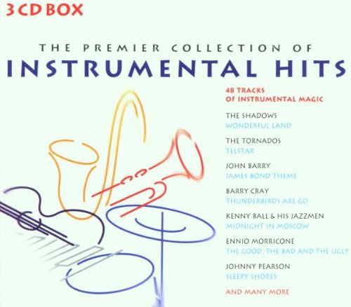Various - The Premier Collection Of Instrumental Hits (Disc 2) - Zortam Music