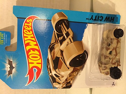 Hot Wheels 2014 '70 The Tumbler Camouflage Version 63/250 - 1