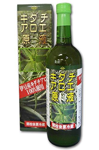 朝日 キダチアロエ原液(伊豆産キダチアロエ100%使用) 720ml