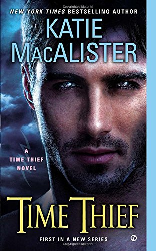 Image of Time Thief: A Time Thief Novel
