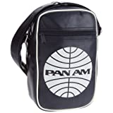Logoshirt Unisex-Adult Pan AM Cabin Small Fake Messenger Bag