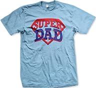 Super Dad Mens T-shirt, Mens Fathers…