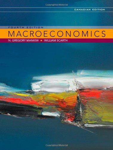 Macroeconomics (Canadian Edition)