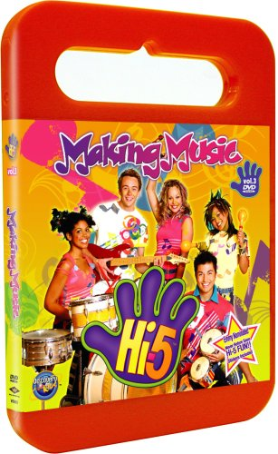 Hi-5: Making Music, Vol. 3