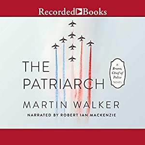 The Patriarch Audiobook