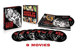 Universal Classic Monsters: The Essential Collection [Blu-ray]