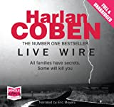 Harlan Coben Live Wire (Unabriged Audiobook)