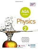 img - for AQA A Level Physics Student: Book 2 book / textbook / text book