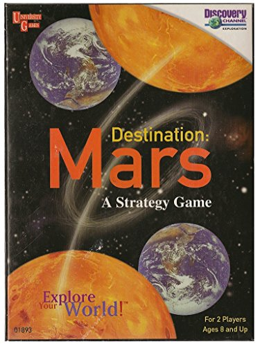 Destination: Mars - A Strategy Game (1999)